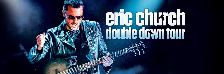 Eric church enterprise center