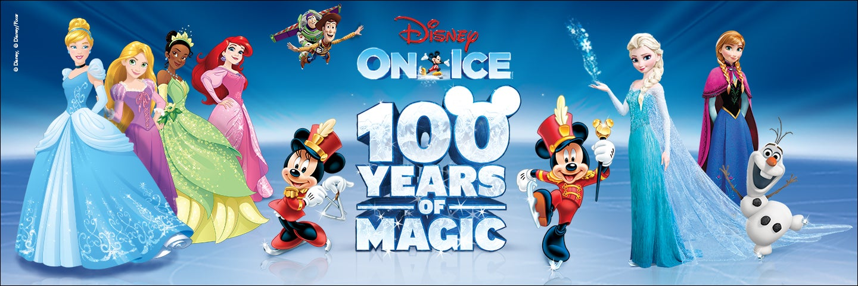 Disney On Ice Presents 100 Years Of Magic Enterprise Center