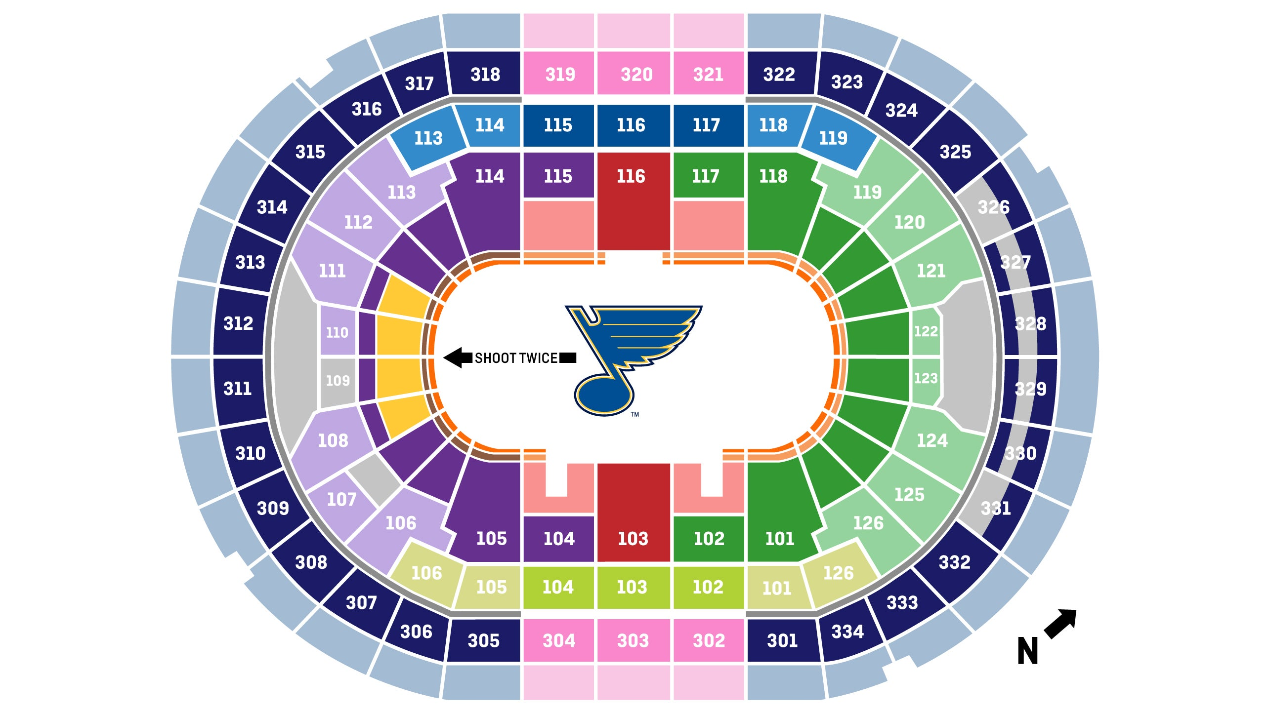 St. Louis Blues 2018/19